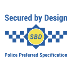 Secured By Design Logo - Steel Doors Birmingham