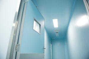 Acoustic Door - Interview Room