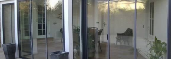 Slimline Glazed Doors